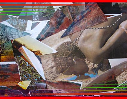"""© Helga Ecker 2010 — <b><a href=""""http://telfser.com/stories/7386/"""">Helga A. Ecker über Da und Sein</a></b> — Ein Text und seine visuellen Splitter, die eine ganz andere Seite jeder Frau beleuchten. Stimmungsvoll, authentisch und vor allem ohne plätschernden Beigeschmack. — Eine Frau, die Selbstbestimmung als ein zähes aber wichtiges Ziel in Ihrem Leben vor Augen hält. — Ich atme – also bin ich! — <b>Glaube ich nun, dass ich die Summe meiner Gewohnheiten bin?</b> Tue das Notwendige, <em>dann das Mögliche</em> und das Unmögliche wird geschehen – <em>ein schöner Spruch!</em> Woher diese Aussage stammt, weiß ich nicht – ein Freund schrieb das in einer E-Mail an mich. Doch was ist das Mögliche für mich? <b>Wie kann ich wissen, was für mich möglich ist.</b> Ich weiß doch nicht einmal, <em>was meine Not wirklich abwenden kann.</em> <b>Ich lebe nicht alleine auf dieser Welt</b> – sei dankbar – so höre ich stets die Stimme <b>meiner Mutter</b> in meinem Innersten – <b>mich regelmäßig ermahnend.</b> Ja – sei dankbar! <b>Ich bin undankbar,</b> denn es geht mir beneidenswert gut, aus einem <em>neiderfüllten Blickwinkel</em> mancher Mitmenschen betrachtet. <b>Ich bin dankbar – natürlich bin ich dankbar</b> – das ist doch selbstverständlich. Ich freue mich!"""