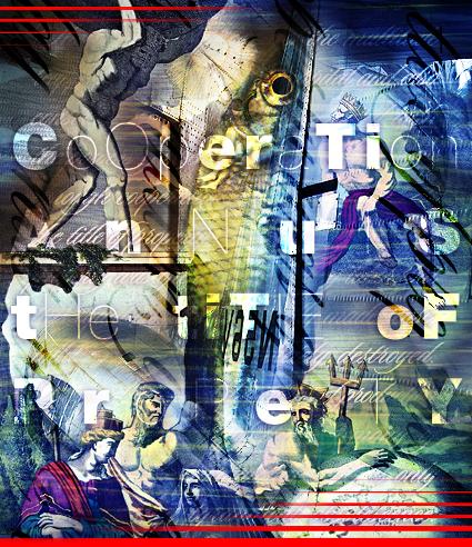 © Dieter Telfser 2006 — Public Seals! — Privatsphären als Blurdown. Über das empfindliche Verhältnis zwischen Wissen und dessen Kognition in seinem visuellen Verhältnis. Ich hatte keine Geheimnisse bis ich an der Öffentlichkeit selbst zu zweifeln begann. — Aloneware, merged by Rich Code Components!