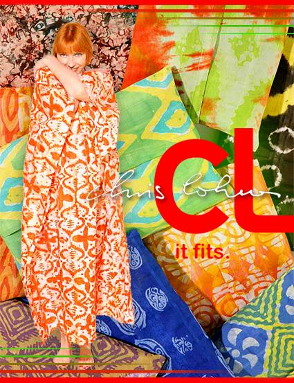 © Inge Prader 2006 — © Chris Lohner 2006 — © Dieter Telfser 2006 — Help that Fits! — Chris Lohner im Gespräch über »passendes« Fundraising als Good Will Ambassador für Licht für die Welt. Caftans als eine verbindende Idee, die Welt nachhaltig freundlicher zu vernetzen. Unaussprechliches und doch Vermittelbares als kulturelle Hauptbotschaft einer Idee, die kleidet. — When Souls keep marching on! — Das hier wiedergegebene Bild ist urheberrechtlich geschützt und darf ohne ausdrückliche Erlaubnis in keiner Form wiedergegeben oder kopiert werden. Jede Form des kommerziellen Gebrauchs, insbesondere die Reproduktion, Verbreitung, Veröffentlichung durch andere Personen oder Institute, oder nicht in Übereinstimmung mit Chris Lohner und Inge Prader abgeklärten Inhalte, ist ausdrücklich untersagt.
