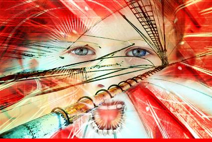 © Dieter Telfser 2006 — Common Dreams! — Collectiva gegen Suggestiva als visuelle Trumpf- und Zunfttechnik. — Von Experten, die glauben, Gefühlstechniken transluzent zeigen zu müssen. Über Träume, die sich bebildern lassen, Gottheiten, die das kaufen, und jene Trüffeltiere, die damit einfach nur gerne kochen würden. — Imagination is the Voice of daring!