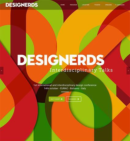"© <b><a href=""http://www.desein.it"">DeSein</a></b> | Design and Communication 2016 — <b><a href=""https://telfser.com/stories/9484/"">DESIGNERDS</a></b> — Interdisciplinary Talks and first international Design Conference in Bolzano"