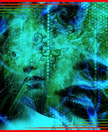 """© Dieter Telfser 2006 — <b>Wenn der Traum die Geschichte belegt,</b> und <b>die Zukunft eine Art Wunsch,</b> als nur <b>zu visualisierendes Motivationsmodell,</b> harter Realität <b>gegenübersteht,</b> bleibt <b>Musik</b> als einzig <b>verständliche Sprache,</b> in der Vermittlung übrig. <em>Die Umschichtung von Formaten in seiner Übertragung deutet zwar erneut darauf hin,</em> dass <b>Freiheit zentral gestaltet werden will,</b> reduziert sich aber gleichzeitig auf <b>sein digitales Format.</b> Es ist also nur eine Frage von Zeit, bis <b>es sich erschöpft,</b> neu entwickeln <b>will.</b> <b>Moderne Somatik</b> beschreibt also <b>ihre Entschlüsselung</b> unter ganz <b><a href=""""http://en.wikipedia.org/wiki/Viral_marketing"""">viralen</a></b> kommerziellen Vorgaben: <b>Negotiation,</b> oder die Art sich »<b>effizient</b>« zu denken, reduziert sich auf <b>seine parallelste</b> Schnittstelle: <b><a href=""""http://de.wikipedia.org/wiki/Dopamin"""">Dopamin,</a></b> eine Biosynthese von <b>Adrenalin via Tyrosin.</b> — <b><a href=""""http://telfser.com/stories/4789/"""">HolySoma!</a></b> — Wackere neue Welt. Schmutzigkeiten Exklusive. Weit hergeleiteter Stoffwechsel in seinem gehässigen Kontext zueinander. Enthemmt, Verklemmendes für eine handvoll schwindliger Kontrollfreaks. — Wenn der wirtschaftliche Zwang zur visuellen Geborgenheit in seiner Kompensation wird, und sich das Portrait im Grunde nicht mehr verwerten lässt. — Also für mich, bin ich das!"""