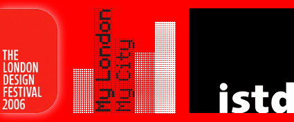 © Foundry Types Limited 2006 —  »My London. My City« Contributed by: Andy Altmann | Why Not Associates, Derek Birdsall, Pete Dawson | Grade, Mike Dempsey | CDT, Jonathan Ellery | Browns, Margaret Calvert, Alan Dye, Ben Stott, Nick Finney | NB:Studio, Alan Fletcher, Ken Garland, Fernando Gutiérrez | Pentagram, Michael Johnson | Johnson Banks, Alan Kitching | Celia Stothard, Shem Law | BBC Radio Times, Jim Northover | Lloyd Northover, Alan Rosenfeld / Adobe Systems Europe, Freda Sack | Foundry Types, John Sorrell | Sorrell Foundation, Mark Webber. — David Quay about Foundry Plek and Foundry Flek: The human family now exists under conditions of a global village. We all live in a single constricted space resonant with tribal drums. [Marshall McLuhan]