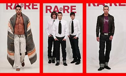 © Oliviero Toscani 2005 © Flash & Partners SPA 2005 © Ra-Re.it — Was man nicht auszeichnen kann, muss man wohl in die Welt schreien. Schillerndes Gehör durch tastbare Photografie an noch unoffenen Gegenden des Geschmacks. Weniger schockierende Kollektionsergebnisse eines Modeverbundes auf Plakatwänden. — May the Shock be with You!