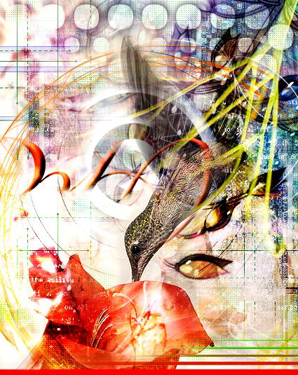 © Dieter Telfser 2006 — Severities on Hype! —  Seelische Erhärtung aus Überlastung im Alltag. Wenn unerledigte Signale zur Belastungsprobe in seiner Übertragung werden und gegebene Vielfalt ersticken. Wunschkollisionen aus Selbstschutz zur Entkristallisierung des persönlichen Speichers. Denken als Überschuss beim Sichten verflogener Herzbarkeiten. — Go Rebirth!