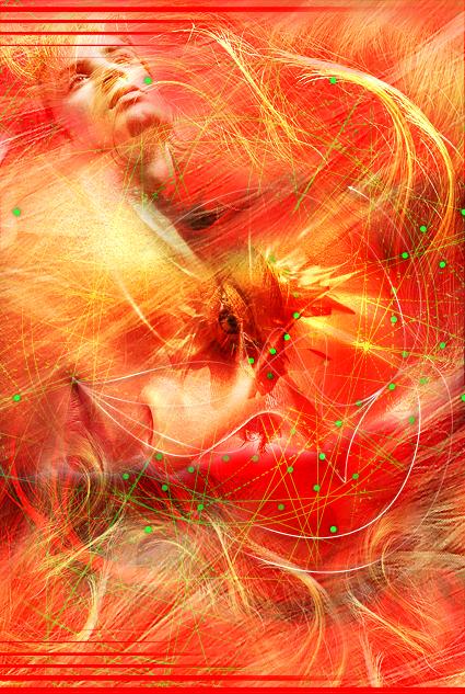 © Dieter Telfser 2006 — Supra Heights! — Adaptivität als Fähigkeit Systeme zeichnen zu glauben. Die Wandlungen der Zeit als mobiler Fernnetztropfen und viel Textur zum Wärmen. Humane Wertschöpfung via Snap to Quantitiy mit dem Ziel Flexibilität und »Effizienz« übergreifend dynamischer zu strukturieren. — Schwindlig beim Hochkommen?
