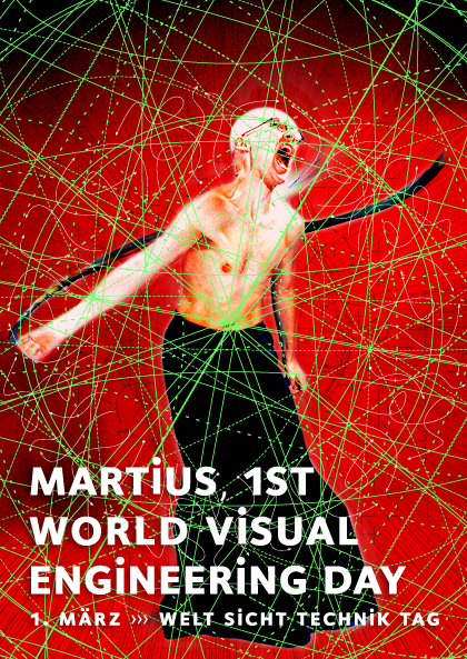 "© Dieter Telfser 2005. Bild entwickelt für Martius 1st – World Visual Engineering Day – Standing the points to see visual behavior from the very different angles of view. <a href=""http://telfser.com/stories/7343/"">Gründung des ersten Welt Sicht Technik Tages.</a>"