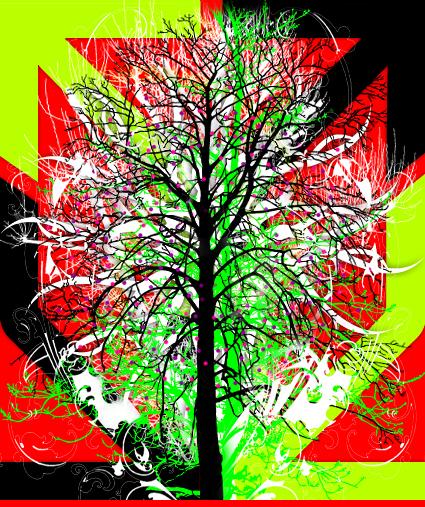 © Dieter Telfser 2006 — Xee Zyklika! — Irrelevanzen der Neuzeit als sinnliche Träume. Über das Chaos und seine Bebilderung. Komplexität als Distanzgerüst und magisches Wertschöpfungsmodell im »Neumenschlichen«. Innovationsfieber gegen seine Replikate im Kreise und wieder zurück. — Science Friction Kissing Everymind! — Ich halte es für einen bemerkenswerten Irrtum zu glauben die dargebotene Vielfalt würde auch wirklich diversifizieren, nur weil die unterscheidende Wirkung auf Vorlieben und Abneigungen, heute präzisier eingeht, als in seiner bisherigen visuellen Geschichte. Vielmehr verfügt das immer unübersichtlicher werdende Potential über eine beträchtlich destruktive Kraft alle Unterschiede zu verwischen. Der Anspruch eine unverwechselbare Persönlichkeit mit seiner unverwechselbaren Geschichte zu verbinden, mündet in jener abarbeitbaren Gangart die ihr Begehren überflüssig macht. Das Abendteuer endet in seiner Ähnlichkeit.